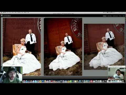 Edit this RAW file Week 27 - Wedding Photo