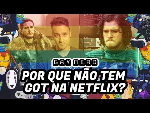 Por que não tem Game of Thrones na Netflix?  GAY NERD