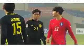 Download Video KOREA SELATAN VS MALAYSIA AFC U23 2018 MP3 3GP MP4