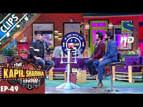 Anil and Harshvardhan Kapoor plays Kaun Bhail Crorepati -The Kapil Sharma Show-Ep.49-8th Oct 2016