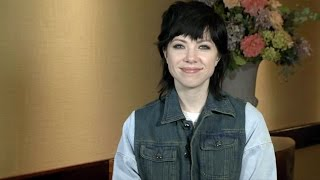 Carly Rae Jepsen talks about her career since her smash hit 'Call Me Maybe'