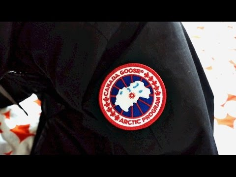 CANADA GOOSE 'MAITLAND' 'BROMLEY' & 'CONSTABLE' JACKET 2016 REVIEW