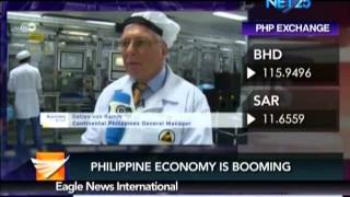 Philippines experiences economic boom
