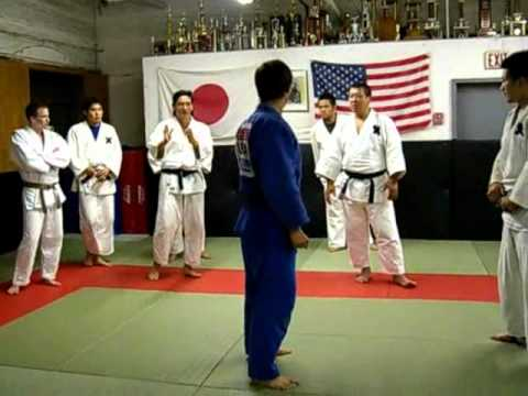 Judo in Somerville