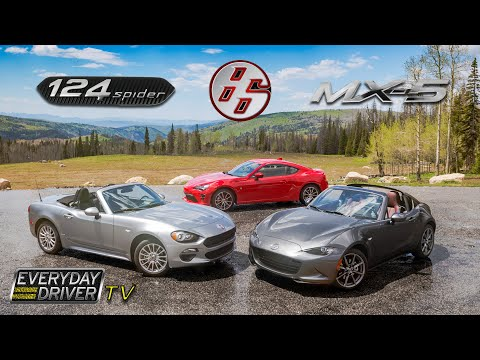 Affordable Sports Cars  | Everyday Driver | TV Season 2 Episode 01