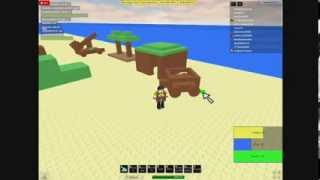 Roblox Survival 303 Cart and Catapult