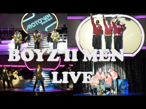 Boyz II Men LIVE concert @ The Mirage Las Vegas / extended version
