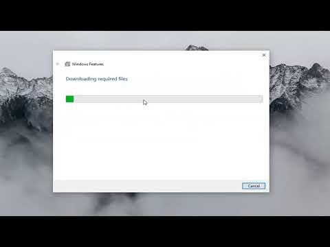 How to solve net framework 3 5 installation error windows 10