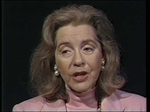 Marsha Hunt--Rare TV Interview