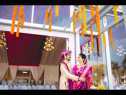 Shweta Weds Ajinkya: Marathi Wedding Film