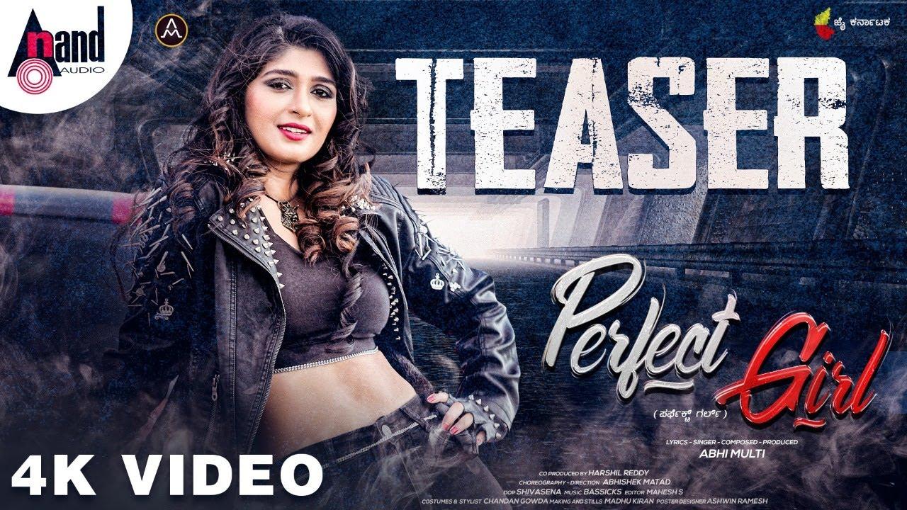Perfect Girl | Kannada Music Video | Abhi Multi | Aditi_Prabhudeva | Abhishek_Matad | Shiva_Sena