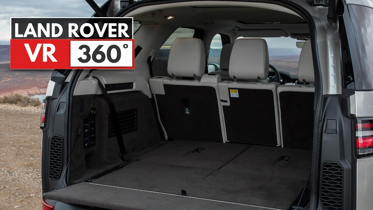 vr 2017 range rover discovery trunk opening 360 exhaust note [ 1280 x 720 Pixel ]
