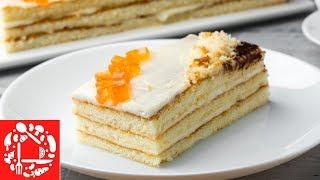 30 минут и торт на столе! 😜👍 Быстрый торт 5 ложек!