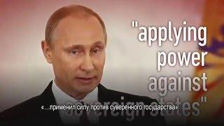 Фильм Марка Барталмая 'Украинская агония - скрытая война' (на русском языке)