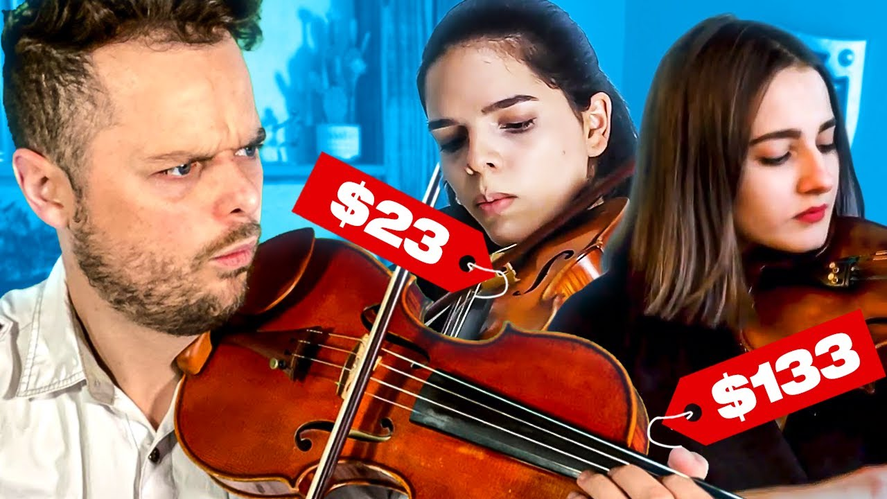 I Paid Violinists to Play the MOST DIFFICULT Music EVER...