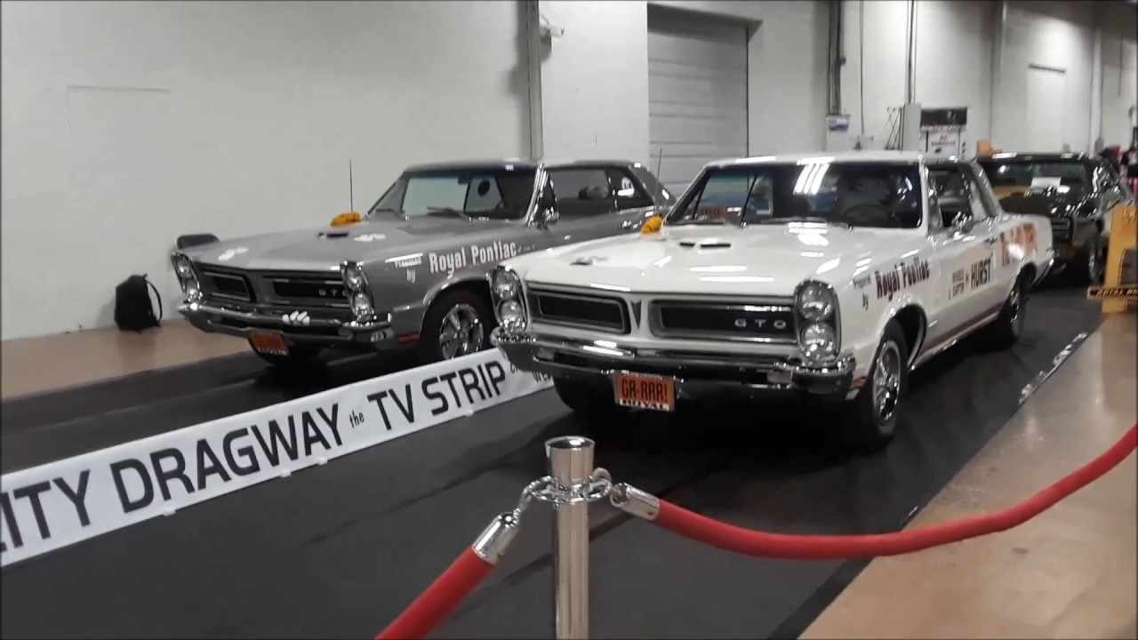 A Walk About the 2018 GTO Association of America National Convention 2