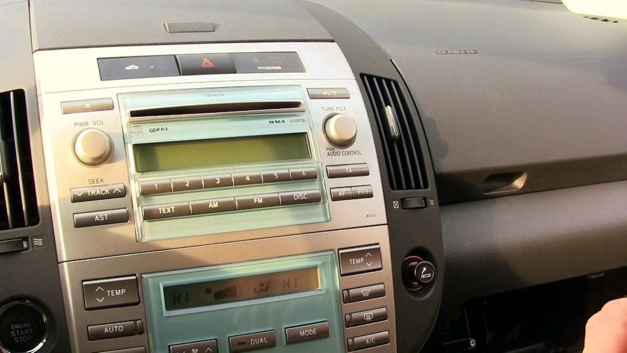 Замена фильтра салона и дезинфекция кондиционера.ТОЙОТА.//How to Cabin Air Filter Replacement.Toyota