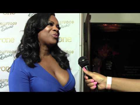 Kandi Burruss interview at Divas Premiere