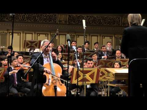 Albinoni - Adagio, Marin Cazacu si Orchestra CNA
