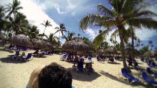 GoPro Hero 3 Dominican Republic, Punta Cana, 2013