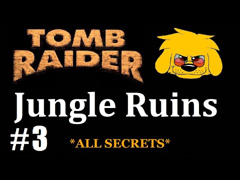TRLE: Jungle Ruins: (Level 3) The Search