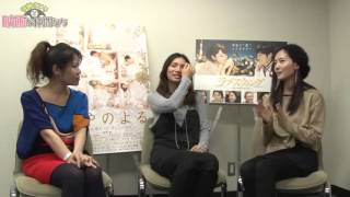 Vol.56 野波麻帆 & 中村ゆり『つやのよる』 『ラブ・スウィング』 中村ゆり 動画 24