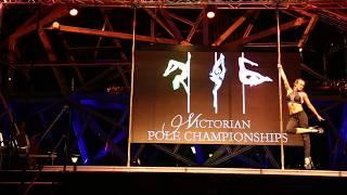 Alex - Victorian Pole Championships Amateur Division 2017
