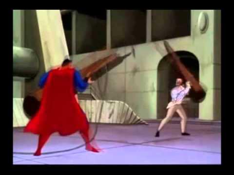 Superman Vs Metallo ( Heavy Metal )