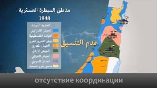 Оккупация Палестины. Война 1948 года