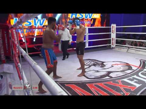 Nuri Kacar vs Gurdeep Singh  |  Mix Fight Gala 18