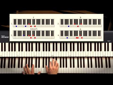 Justin Bieber - Love Yourself Piano Tutorial. How To Play Lesson By Piano Couture.