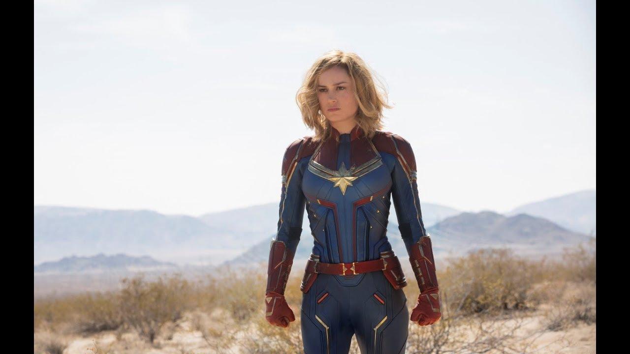 קפטן מארוול   - טריילר רשמי | Captain Marvel –  Official Marvel | HD