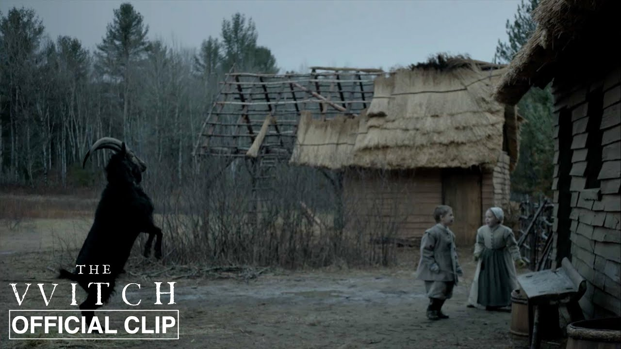 The Witch | Black Phillip | Official Clip HD | A24