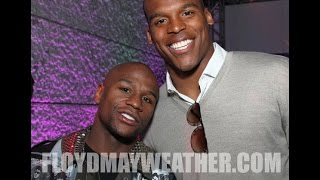 FLOYD MAYWEATHER DEFENDS CAM NEWTON; DISCUSSES SUPER BOWL PERFORMANCE AND SCRUTINY AFTERWARDS