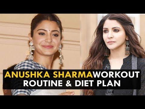 Anushka Sharma Workout Routine & Diet Plan - Health Sutra