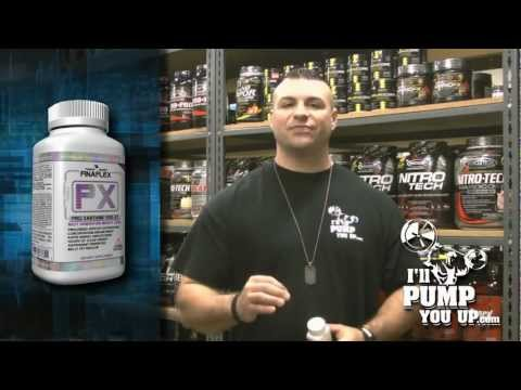 Redefine Nutrition FinaFlex Pro Xanthine 500 XT Review