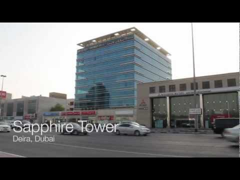 Sapphire Tower - Port Saeed