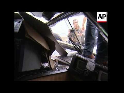 Arrival of Free Gaza Movement boat in Lebanon