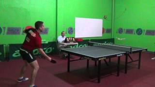 Highlights: Mejor Partido de la final de ida Academia Pingpongmania vs Servicio Moguel
