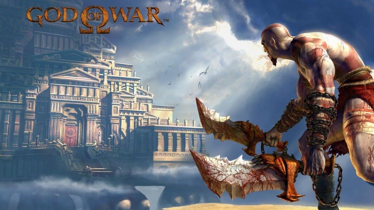 God of War 1 - Modo Hard - Até Zerar - YouTube