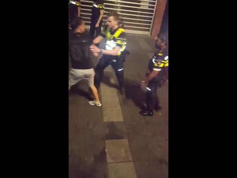 Politie in rotterdam