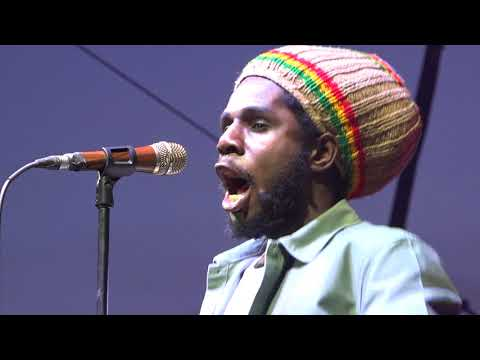 Chronixx and the Zinc Fence Redemption Sierra Nevada World Music Festival June 16 2017 whole show