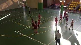 Starpskolu turnīrs U-11 Salaspils skola 2005 - Ķekavas skola Meitenes 2005 (16.02.16.)