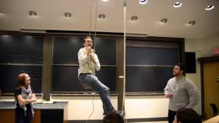 Dr. Adam Clark - Mechanical Advantage Demonstration