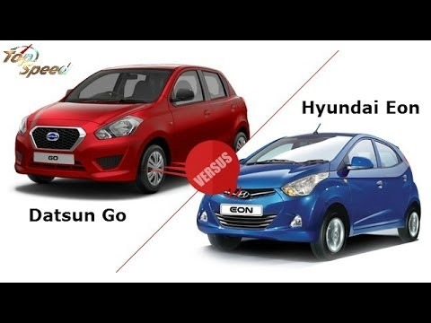 Top Speed - Hyundai Eon V/S Datsun GO, Ducati Diavel REVIEW & MORE