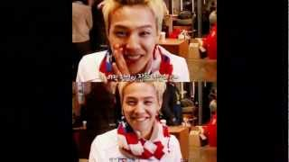 G-Dragon: smile collections (BIGBANG - What is right instrumental)