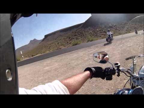 Route 66 - Williams, Arizona to Needles, California