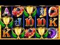 Flash Cash Slots Ep9 - 4 Trophy Game