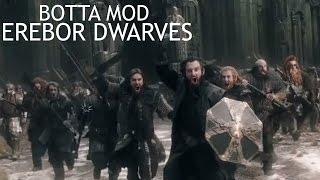 "Erebor - Battles of the Third Age Mod - LOTR: BFME2 ""Du Bekar!!"""