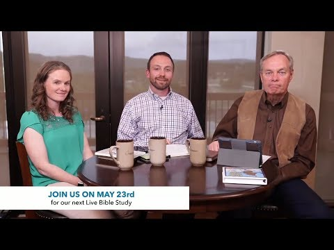 Live Bible Study with Andrew Wommack - May 16th, 2017